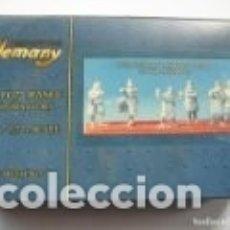 Maquetas: TRIPULACIÓN BLINADOS ALEMANES. ALEMANY ESCALA 1/72. MODELO NUEVO. Lote 179134906