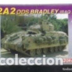 Maquetas: M-2A2 BRADLEY. DRAGON ESCALA 1/72. MODELO NUEVO. Lote 179135008