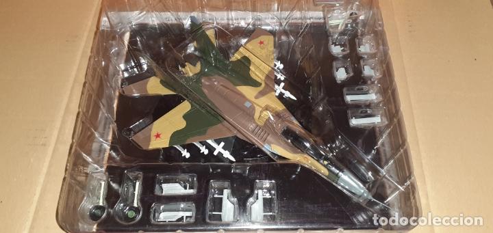 MIG 29 FULCRUM. FUERZA AEREA SOVIETICA. REACTORES DE COMBATE 1/72 (Juguetes - Modelismo y Radio Control - Maquetas - Aviones y Helicópteros)