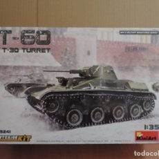 Maquetas: MAQUETA - MINIART 35241 T-60 (T-30 TURRET) INTERIOR KIT 1/35. Lote 179253583