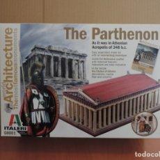 Maquetas: MAQUETA - ITALERI 68001 THE PARTHENON. Lote 179257196