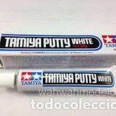 Macchiette: TAMIYA - PUTTY BLANCO 87095. Lote 200033901