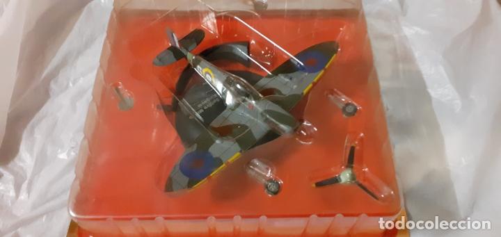 SUPERMARINE SPITFIRE MK VB. RAF. AVIONES DE CAZA SEGUNDA GUERRA MUNDIAL 1/72 (Juguetes - Modelismo y Radio Control - Maquetas - Aviones y Helicópteros)