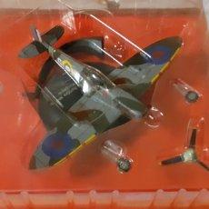 Maquetas: SUPERMARINE SPITFIRE MK VB. RAF. AVIONES DE CAZA SEGUNDA GUERRA MUNDIAL 1/72. Lote 179518375