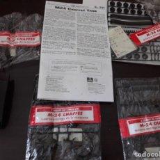 Maquetas: CARRO DE COMBATE M-24 CHAFFEE1:35. Lote 179537181