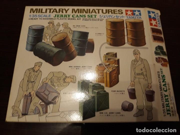 SET DE BARRILES DE COMBUSTIBLE 1:35 (Juguetes - Modelismo y Radiocontrol - Maquetas - Militar)