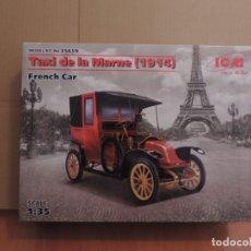 Maquetas: MAQUETA - ICM 35659 TAXI DE LA MARNE (1914) TAXI DE PARIS 1/35. Lote 180006188