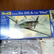 Maquetas: REVELL 1/72 DO 335 A-1A PFEIL. Lote 180089812
