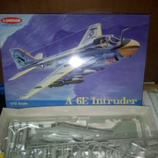 Maquetas: KANGNAM 1/72 A-6E INTRUDER. Lote 180090388