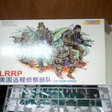 Maquetas: DRAGON 1/35 LRRP. Lote 222233823