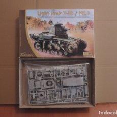 Maquetas: MAQUETA - PARC MODELS 3505 TANQUE LIGERO SOVIETICO T-18/MS1 1/35. Lote 180159310