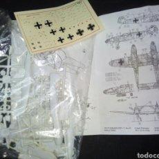 Maquetas: AMODEL 1/72 BF-109Z. Lote 180170176