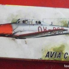 Maquetas: AVIA C-2. PLASTIKOVYESCALA 1/72. MODELO NUEVO. Lote 180171981