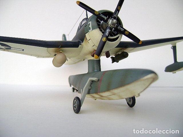 Maquetas: CURTISS SC-1 Seahawk 1:72 SMER 0866 maqueta avión hidroavion - Foto 6 - 180262490