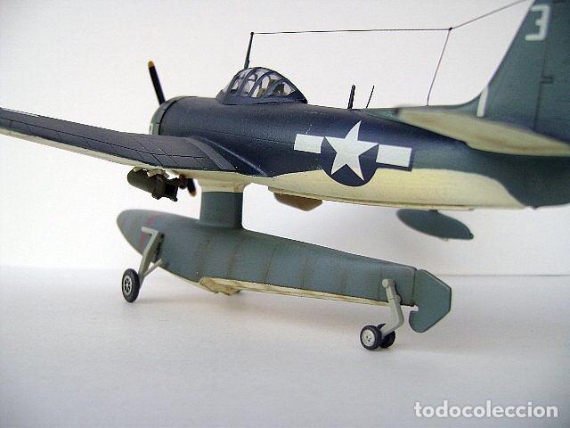 Maquetas: CURTISS SC-1 Seahawk 1:72 SMER 0866 maqueta avión hidroavion - Foto 7 - 180262490