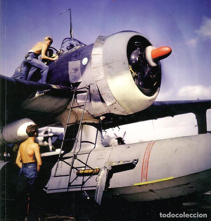 Maquetas: CURTISS SC-1 Seahawk 1:72 SMER 0866 maqueta avión hidroavion - Foto 8 - 180262490