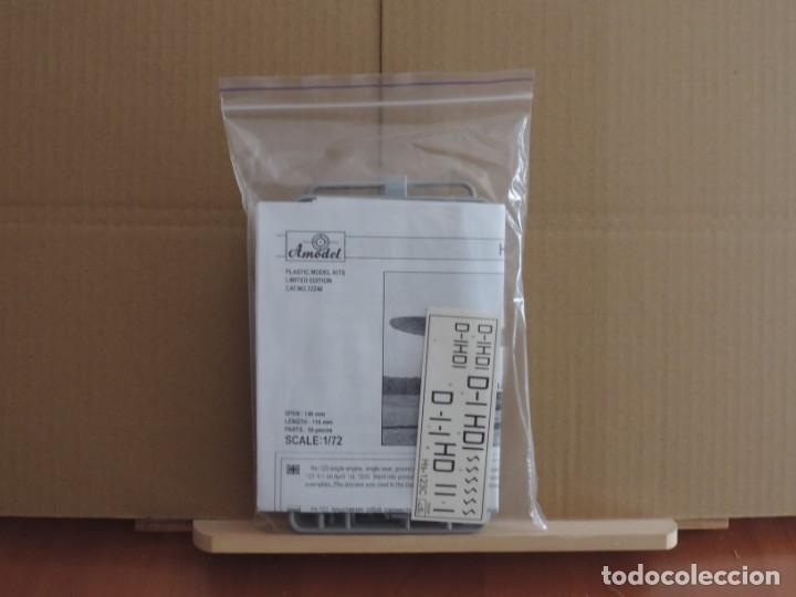Maquetas: Maqueta - Amodel 72248 Henschel Hs 123C 1/72 - Foto 2 - 180389952