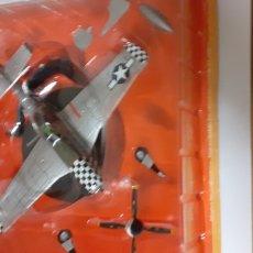 Maquetas: NORTH AMERICAN P-51D MUSTANG. USAAF. CAZAS SEGUNDA GUERRA MUNDIAL 1/72. Lote 180472712