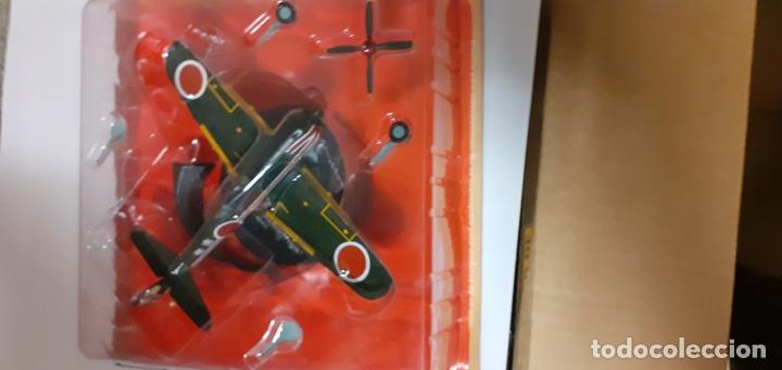 NAKAJIMA KI 84 HAYATE. CAZAS SEGUNDA GUERRA MUNDIAL 1/72 (Juguetes - Modelismo y Radio Control - Maquetas - Aviones y Helicópteros)