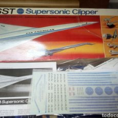 Maquetas: SST SUPERSONIC CLIPPER REVELL 1/200. Lote 180924086