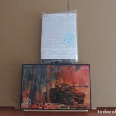 Maquetas: MAQUETA - RODEN 709 SD.KFZ.234/4 PAKWAGEN SCHWERER PANZERKANONENWAGEN 1/72. Lote 180927873