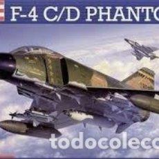 Maquetas: REVELL - F-4 C/D PHANTOM II 1/48 04583. Lote 181582147