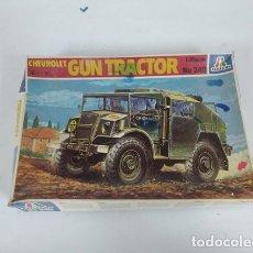 Maquettes: MAQUETA DE CAMION GUN TRACTOR. Lote 181603247