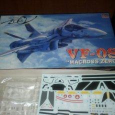 Maquetas: 1/72 MACROSS ZERO VF-OS HASEGAWA. Lote 181616282