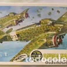 Maquettes: AIRFIX - SAVOIA MARCHETTI S.M. 79 1/72 04007. Lote 181629008
