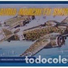 Maquetas: AIRFIX - SAVOIA MARCHETTI SM 79 1/72 04007. Lote 181629372