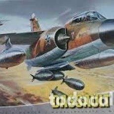 Macchiette: AIRFIX - DASSAULT MIRAGE F.1 1/72 04022. Lote 181631151