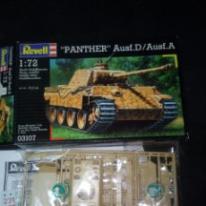 Maquetas: REVELL 1/72 PANTHER AUSF D/A. Lote 181790613