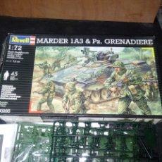 Maquetas: MARDER 1A3 & PZ. GRENADIERE. Lote 181791101
