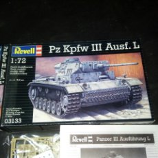 Maquetas: REVELL 1/72 PZ III L. Lote 181791985