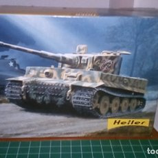 Maquetas: HELLER 1/72 TIGER I. Lote 182031030