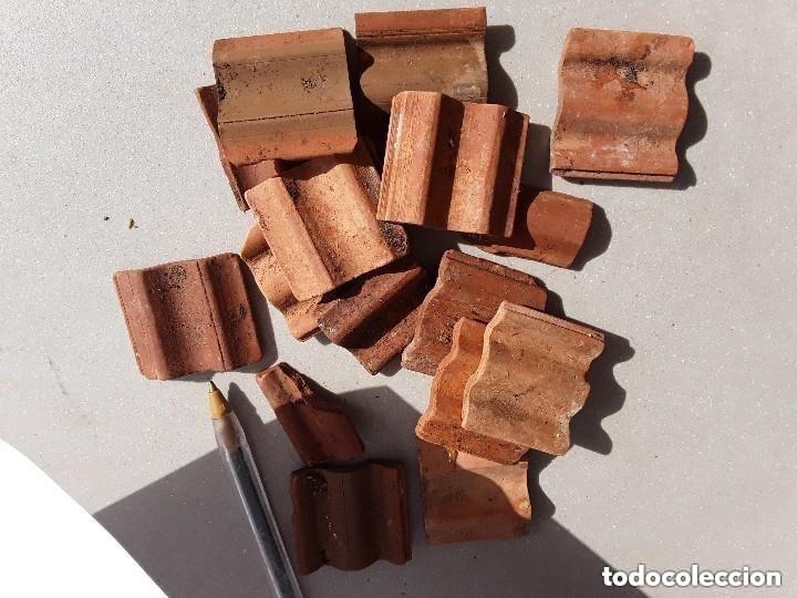 Maquetas: Miniaturas ladrillos 370 tejas para construccion - Foto 8 - 182084638
