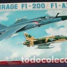 Maquetas: ESCI - MIRAGE F1-200/F1-AZ 1/48 4069. Lote 205870146