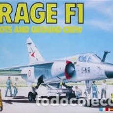 Maquetas: ESCI - MIRAGE F1 WITH PILOTS AND GROUND CREW 1/72 9081 . Lote 182236668