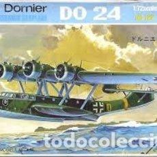Maquetas: ITALERI - DORNIER DO-24 1/72 122. Lote 182333253