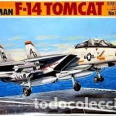 Maquetas: ITALERI - GRUMMAN F-14 A TOMCAT 1/72 156. Lote 182333331