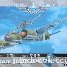 Maquetas: ITALERI - JUNKERS JU-88 A4 1/72 1287. Lote 182334111