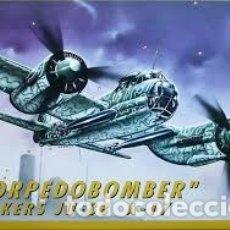 Maquetas: ITALERI - TORPEDOBOMBER JUNKERS JU-88 A-17 1/72 038. Lote 182334128