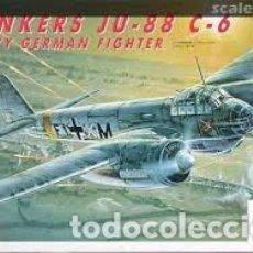 Maquetas: ITALERI - JUNKERS JU 88 C-6 1/72 1022. Lote 182334146
