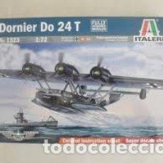 Maquetas: ITALERI - DORNIER DO-24 1/72 1323. Lote 182334500