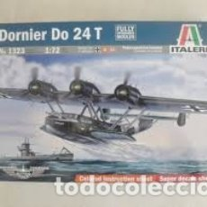 Maquetas: ITALERI - DORNIER DO-24 1/72 1323. Lote 182334508