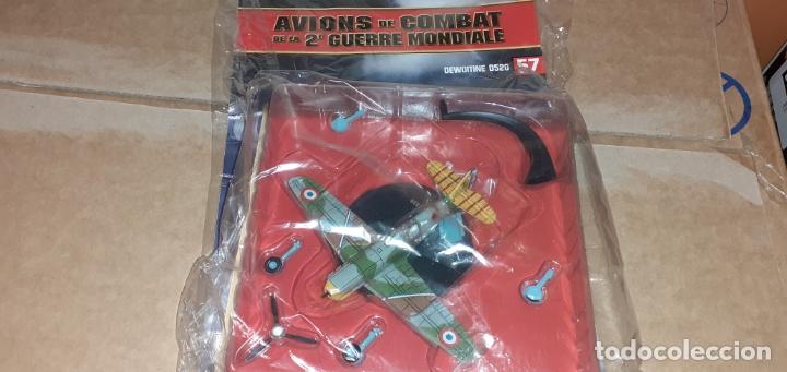 DEWOITINE D 520. FRANCIA DE VICHY. CAZAS SEGUNDA GUERRA MUNDIAL 1/72 (Juguetes - Modelismo y Radio Control - Maquetas - Aviones y Helicópteros)