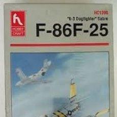 Maquetas: HOBBY CRAFT - F-86F-25 1/72 1390. Lote 182399067