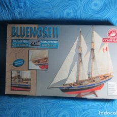 Maquetas: MAQUETA BLUENOSE II DE CONSTRUCTO A ESTRENAR.. Lote 182450597