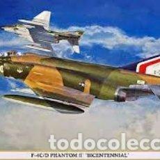 Maquetas: HASEGAWA - F-4C/D PHANTOM II 1/48 09790. Lote 182494100