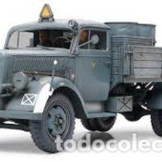 Maquetas: TAMIYA - GERMAN 3 TON 4X2 CARGO TRUCK 1/35 35291. Lote 182548866